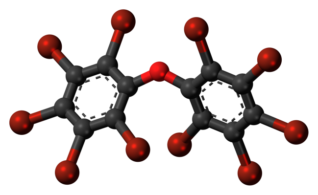 decaBDE - Dekabromdifenyl ether