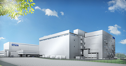 Zdroj: Epson. Seiko Epson Corporation. News Release. Epson Marks Construction of New Inkjet Printhead Factory.