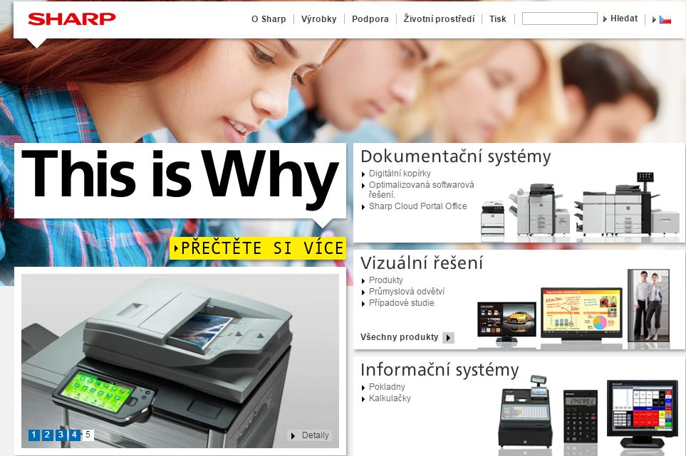 sharp_homepage